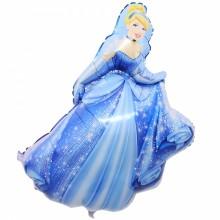 아나그램 라지쉐잎 신데렐라 은박호일 공주 디즈니 캐릭터풍선