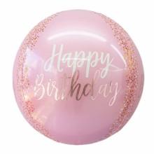 아나그램 오브풍선 생일블러쉬 홈파티 장식 은박 호일 헬륨풍선