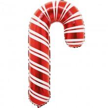 아나그램 라지쉐잎 홀리데이캔디케인 크리스마스 지팡이 풍선