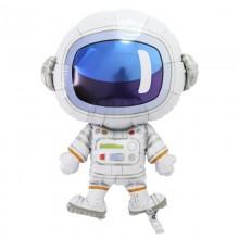 퀄라텍스 라지쉐잎 우주비행사 은박호일풍선