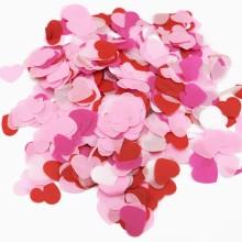 컨페티 하트 (스위트러브) 종이 꽃가루 풍선컨페티 결혼식 꽃가루폭죽