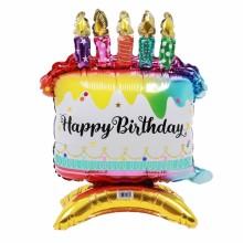 아나그램 멀티벌룬 생일케이크