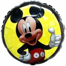 아나그램 원형45cm 미키마우스 포에버 은박풍선