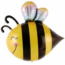 퀄라텍스 라지쉐잎 꿀벌풍선 곤충 은박 호일