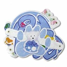 곰돌이생일배너(블루)