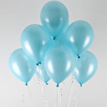 헬륨풍선(펄라이트블루)[퀵배송]