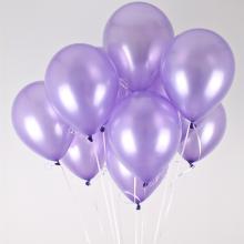 헬륨풍선(펄라이트라벤더)[퀵배송]