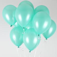 헬륨풍선(민트그린)[퀵배송]