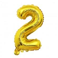 숫자호일2(골드/대, 중,  소)