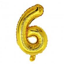 숫자호일6(골드/대, 중, 소)