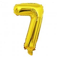 숫자호일7(골드/대, 중, 소)