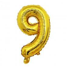 숫자호일9(골드/대, 중, 소)