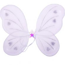 쉬폰날개(화이트) 흰색 요정날개 역할놀이 무대의상