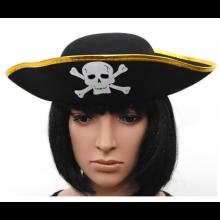 해적모자(대) ★ 파티모자 파티의상 캐리비안해적 분장 할로윈의상 할로윈소품