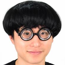 바가지머리가발
