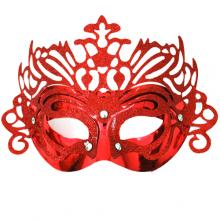 여우반가면(레드) 파티가면 할로윈데이 오페라 무대소품