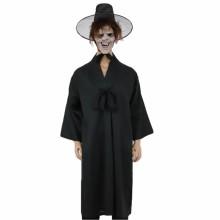 저승사자의상검정 귀신공포 담력의상 검은옷 검정두루마기