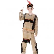 인디언보이의상(아동) 할로윈파티 캐릭터 아동의상