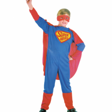 슈퍼히어로의상2(아동) 할로윈 코스튬 아동 영웅 의상