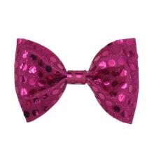 나비넥타이(소)핑크 반짝이 웨이터 넥타이 파티의상소품