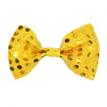 나비넥타이(소)골드 반짝이 웨이터 넥타이 파티의상소품
