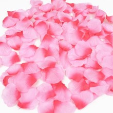이벤트꽃잎(핑크) 프러포즈이벤트 조화꽃잎 트렁크프로포즈