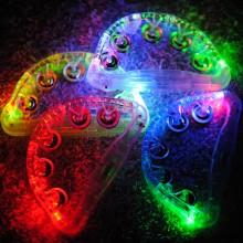 LED탬버린 야광탬버린 템버린 파티용품