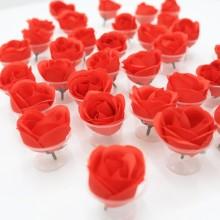 티라이트장미(50개입) 트렁크프로포즈 조화꽃잎 프러포즈용품 청혼 이벤트