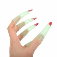 야광마녀손톱2 할로윈데이 마녀분장 좀비손톱