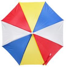 응원우산(색동)