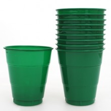 PVC컵(소)그린