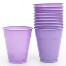 PVC컵(소)라벤더