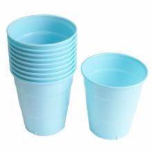 PVC컵(소)라이트블루