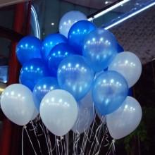 헬륨풍선(펄블루계열)퀵배송]