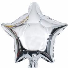 9인치별(실버)자동 풍선장식 은박호일풍선 별모양