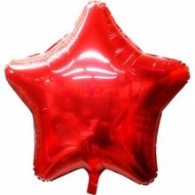 아나32인치별메탈레드 아나그램사 별모양 메탈레드색상 은박호일풍선