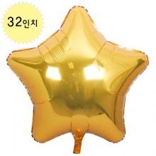 아나32인치별메탈골드