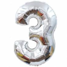 숫자호일3(실버/대, 중, 소)