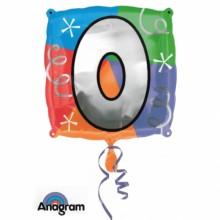 아나그램18인치레터O