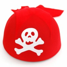 해적두건(빨강)아동