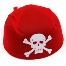 해적두건(빨강)성인