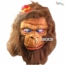 콧물원숭이가면