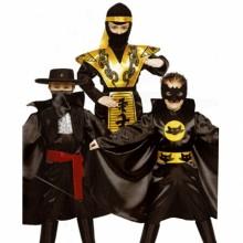 닌자/조로/배드맨(3in1아동)3가지 연출이 가능한 세트