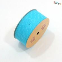 망사리본(4T)블루